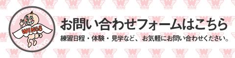 東京都府中市の小学生バレーボールチームお問い合わせ